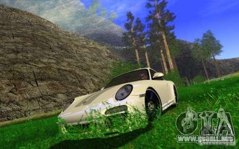 Mejora en los gráficos GTA San Andreas