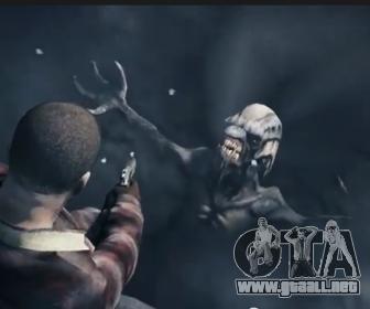 un extraterrestre en el hielo en el GTA 5