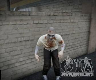 Zombies en GTA 5