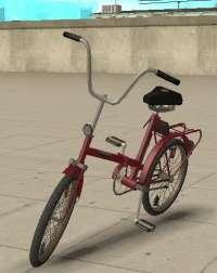 Bicicletas para GTA San Andreas con instalación automática