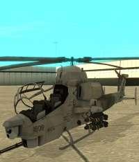 GTA San Andreas de la moda de helicópteros, con una instalación automática de descargar gratis