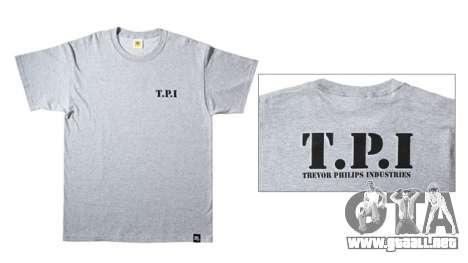 la Reposición de GTA 5 Collection: camisetas