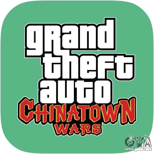 En el iPhone y el iPod touch ha salido el GTA China Wars