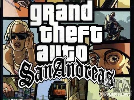 Europeos de prensa: GTA SA para PC