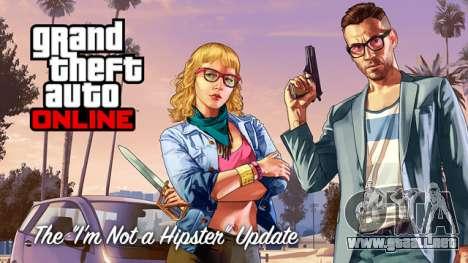Pack GTA Online: versión 1.14