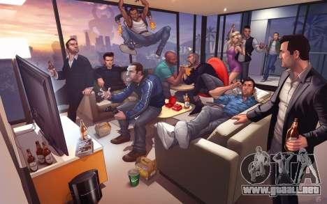 el Conjunto de jugadores en el equipo GTA Online