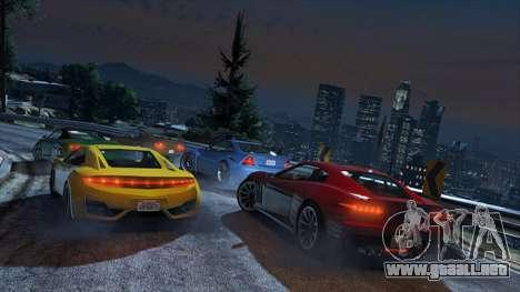 la Misión de GTA Online: actualización de 26.06.14