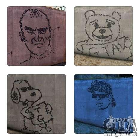 GTA: colección de divertidas imágenes