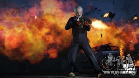 la Misión de GTA Online: video