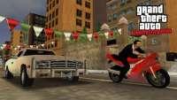 los Puertos de GTA LCS: PSP-versión de América