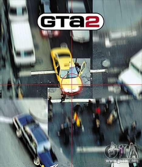 14 años de la puesta en venta GTA 2 para Game Boy Color en Europa