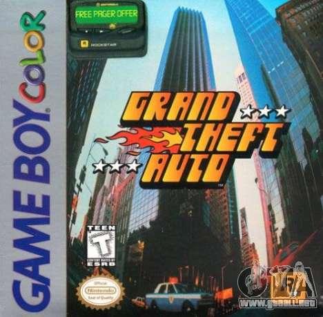 GTA 1 GBC en América del Norte: características de la revisión