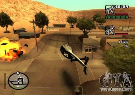 Comunicados en Japón: GTA SA PS2