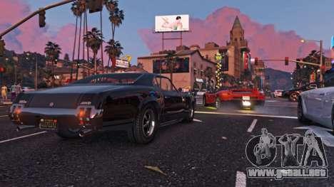 Capturas de pantalla del juego GTA 5 para PC
