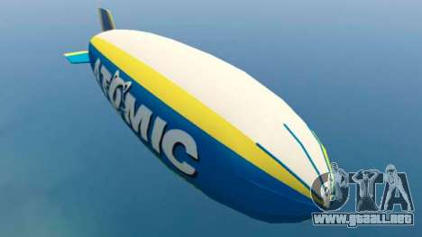Atomic Blimp