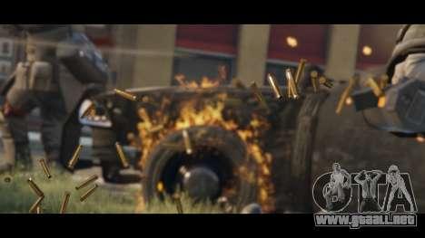 la Fecha de lanzamiento del trailer, el álbum GTA 5