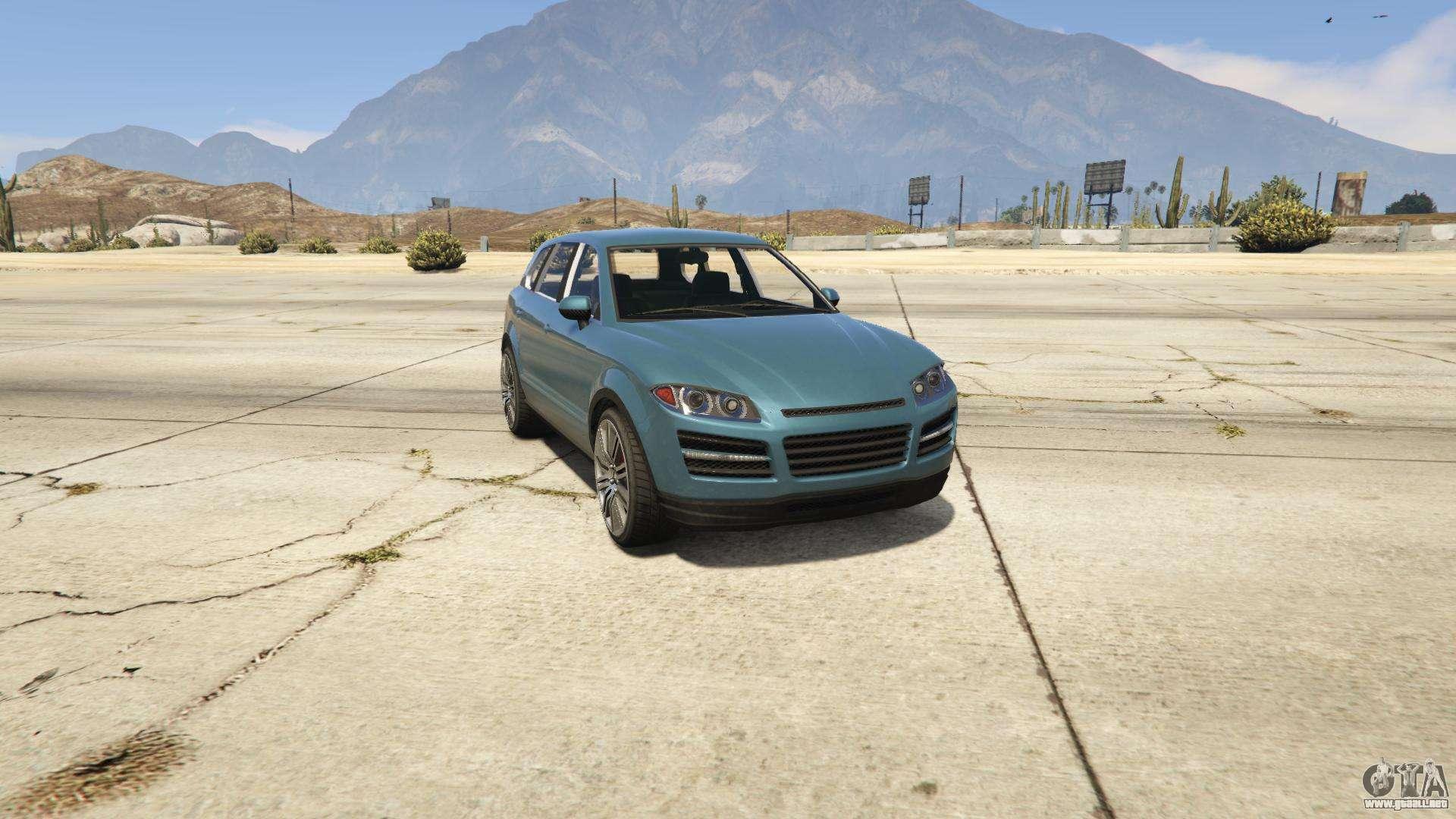 GTA 5 Obey Rocoto - vista frontal
