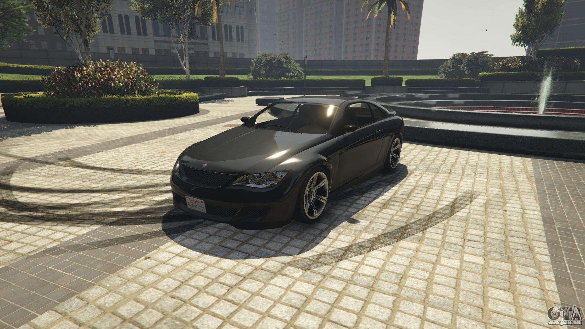 GTA 5 vehículos: ...