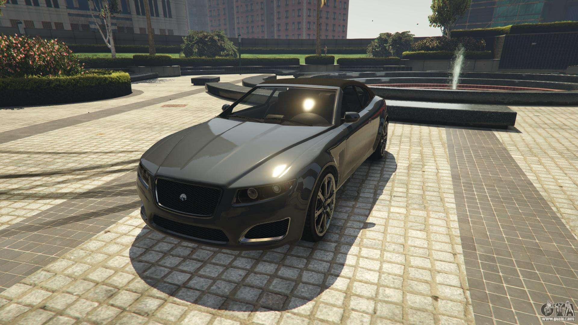 Lampadati Felon GT de GTA 5