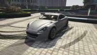 Dewbauchee Versión de GTA 5 - vista frontal