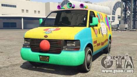 Vapid Clown Van
