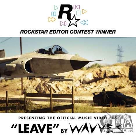 Music Video Contest Winner