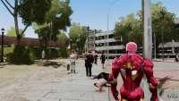 Iron Man traje en el juego
