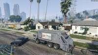 Camión de la Basura - robar el camión de la basura