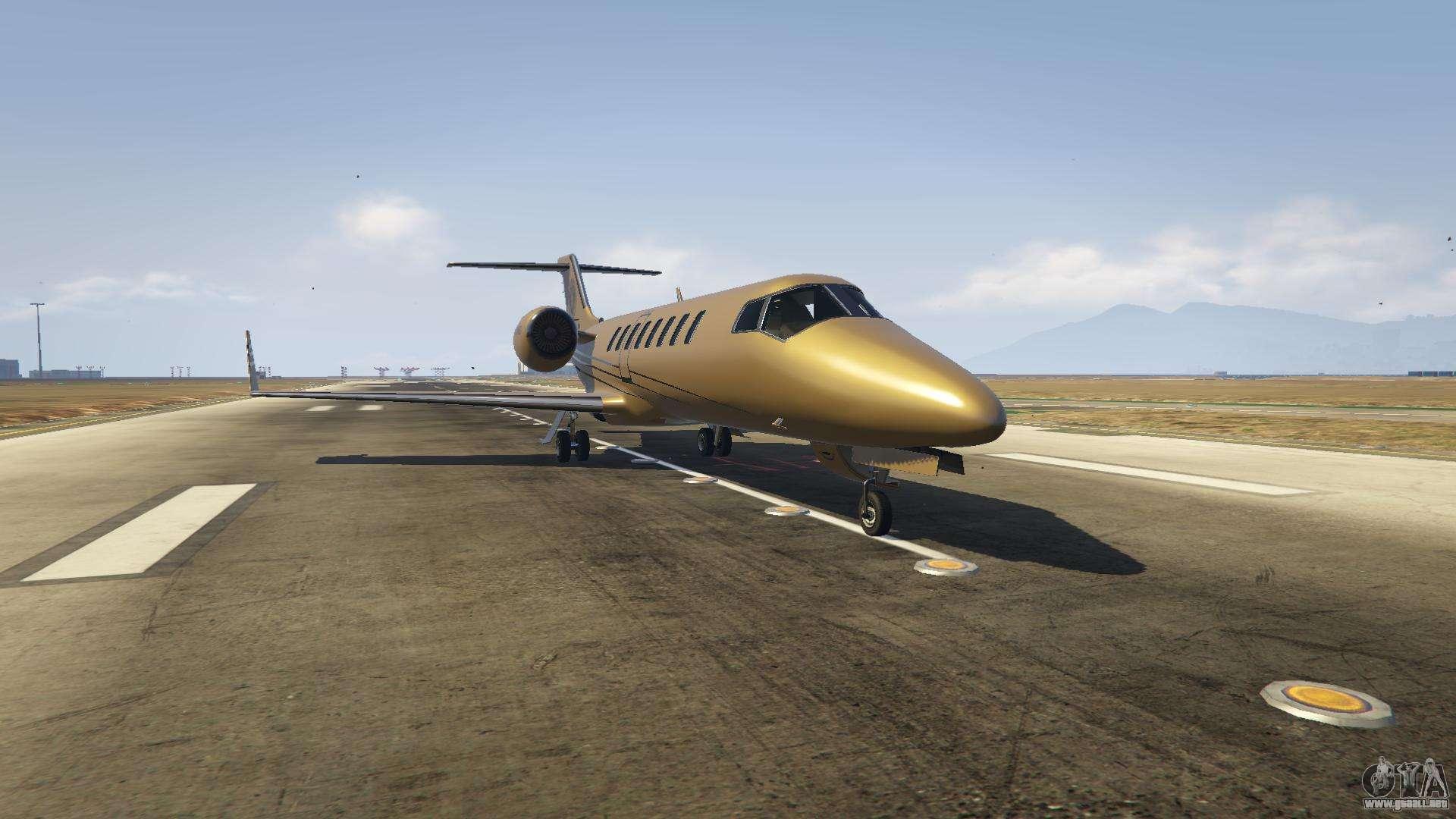 Buckingham Luxor Deluxe de GTA 5
