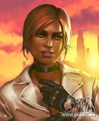 GTA Online Retrato del Personaje