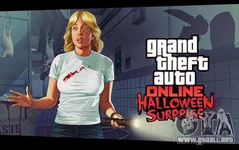 GTA Online: Sorpresa de Halloween