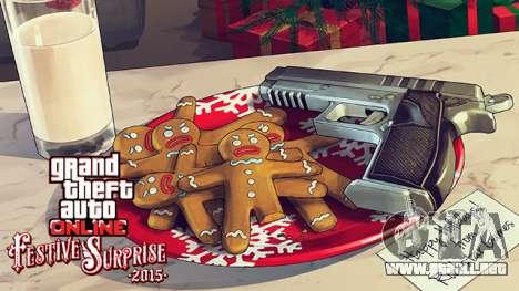 Festivo bonos en GTA Online
