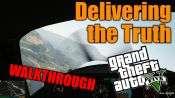 GTA 5 Solo Jugador Tutorial - la Entrega de la Verdad