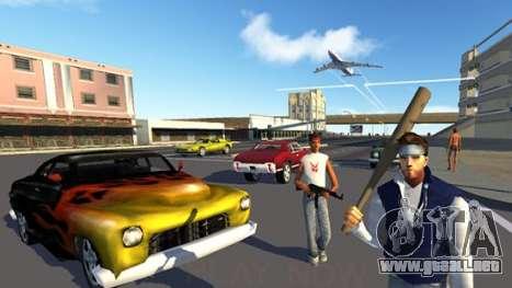 el San Andreas Gangster 3D