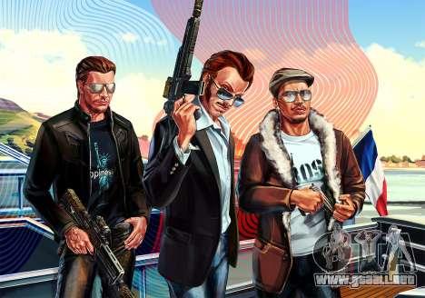 Grand Theft Auto Online: Liberté, Égalité Fraternité