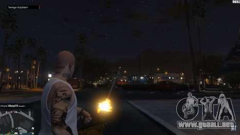 No hay policías en GTA Online!