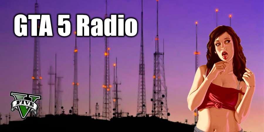 GTA 5 Radio