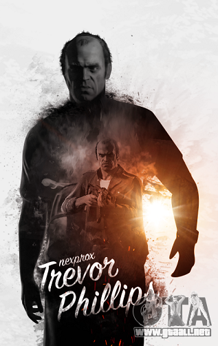 Trevor Philips de Maxim Lisovki