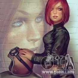 GTA Retratos por Grobi-Grafik №1