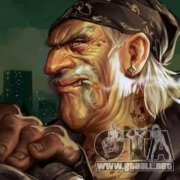 GTA Retratos por Grobi-Grafik №4