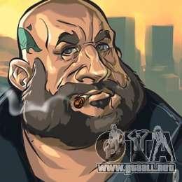 GTA Retratos por Grobi-Grafik №3