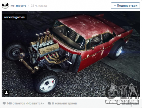 Rat Rod en GTA Online