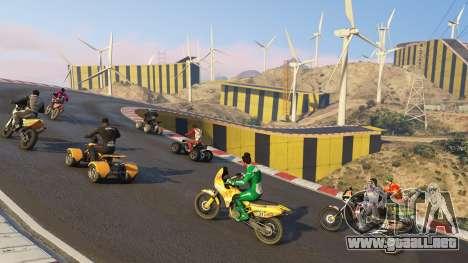 Nueva preminum-la Turbina en GTA Online