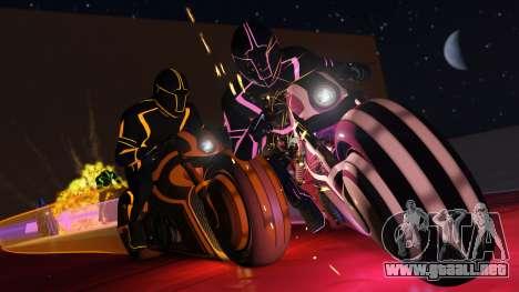 Un nuevo modo de plazo, de la motocicleta de Shotaro, además de bonificaciones especiales en el GTA Online