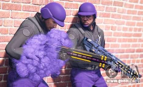 GTA 5: Fan art por Notorious Mercs