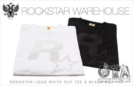 T-shirts de Rockstar