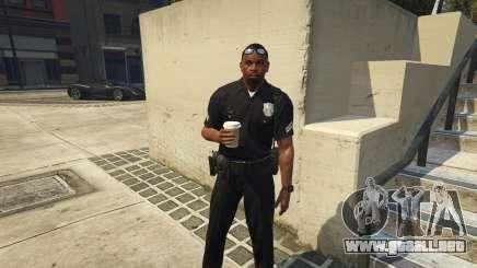 Cómo convertirse en un oficial de tránsito en el GTA 5