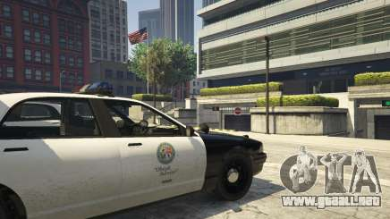 Cop dans GTA 5