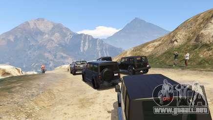 Crear una carrera en GTA 5 online