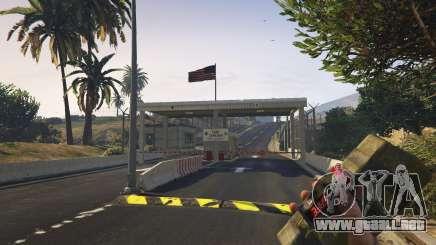 Una de las bombas lapa en GTA 5 online